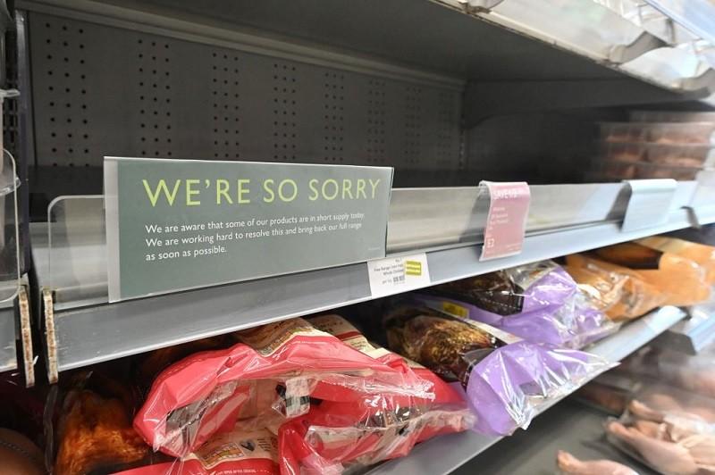 UK: Kluczowi pracownicy sektora żywnościowego zwolnieni z kwarantanny