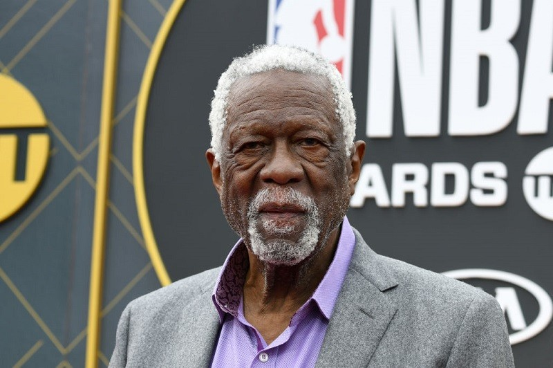 Bill Russell to auction most of his prized NBA memorabilia