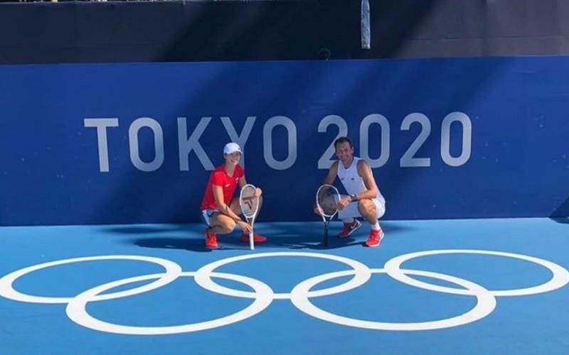 Tokio 2020: Świątek i Kubot w ćwierćfinale miksta