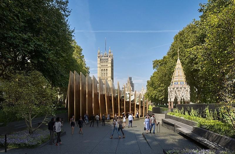 Brytyjski rząd zaakceptował plan budowy pomnika ofiar Holokaustu