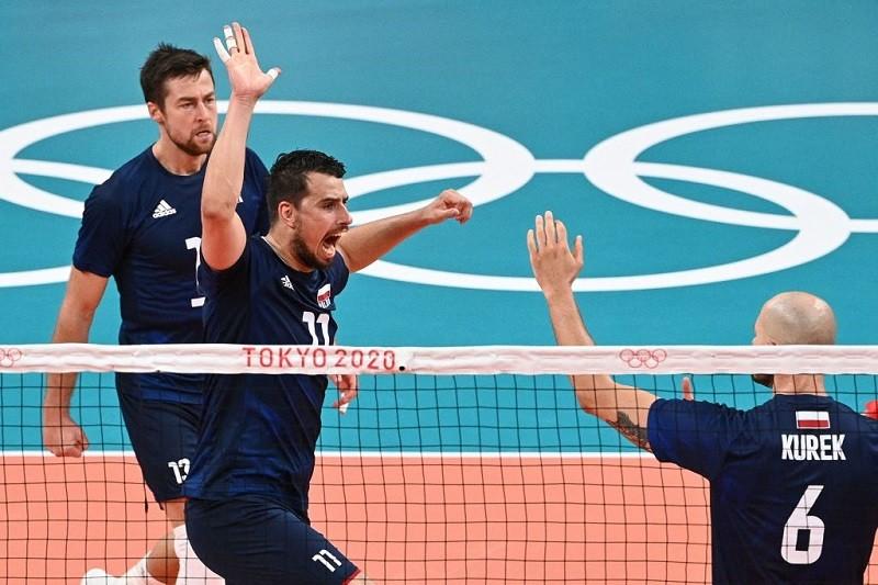 Tokyo 2020: Polish volleyball players smashed Canada
