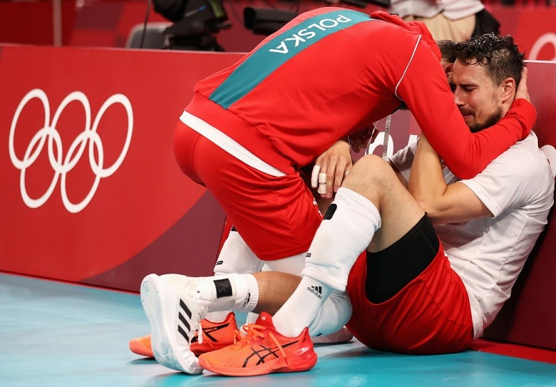 Tokyo Olympics: another lost quarterfinal for Polish volleyball team