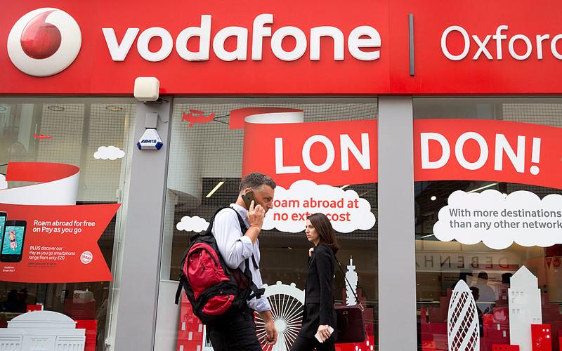 Vodafone również wprowadzi roaming w krajach UE