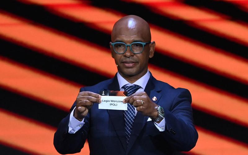 Piłkarska LE: Legia zagra w grupie z Napoli, Leicester i Spartakiem Moskwa