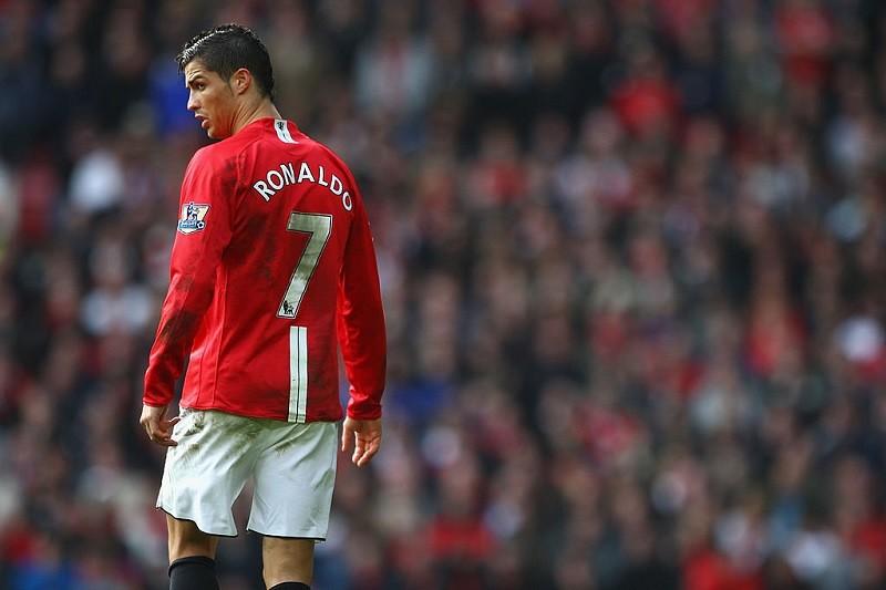 Cristiano Ronaldo oficjalnie w Manchesterze United