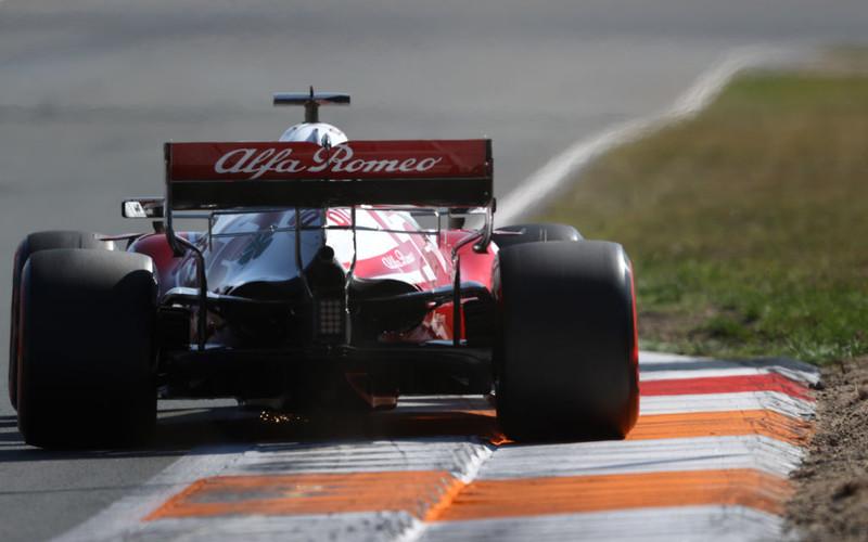 Formuła 1:Kubica 18. w kwalifikacjach GP Holandii. Najlepszy Verstappen