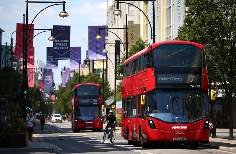 Zaczyna brakować kierowców autobusów. W kilku regionach UK anulowano połączenia