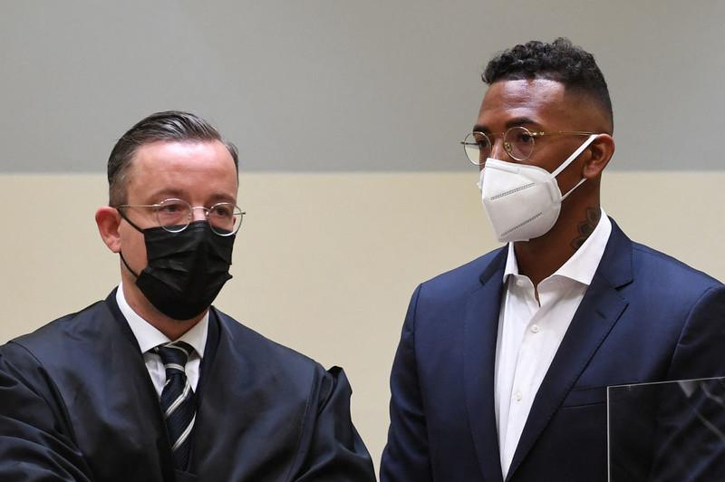 Liga francuska: Boateng ma zapłacić 1,8 mln euro grzywny za przemoc domową
