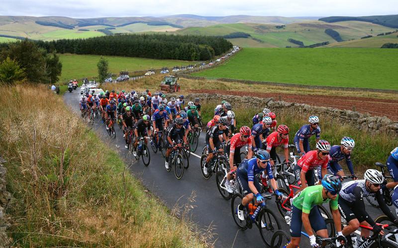 Tour of Britain: Lampaert wygrał etap, Hayter wciąż liderem