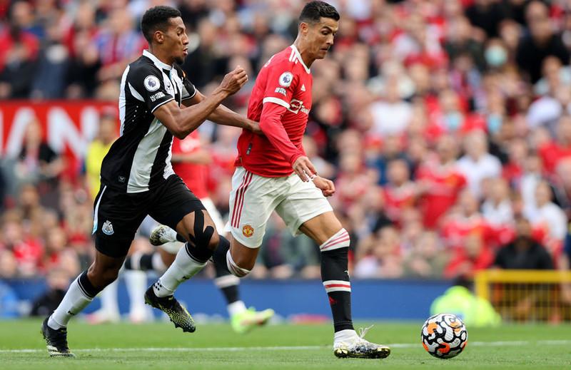Liga angielska: Triumfalny powrót Ronaldo na Old Trafford