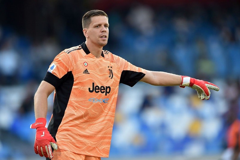 Wojciech Szczęsny z fatalnym błędem w hicie Serie A