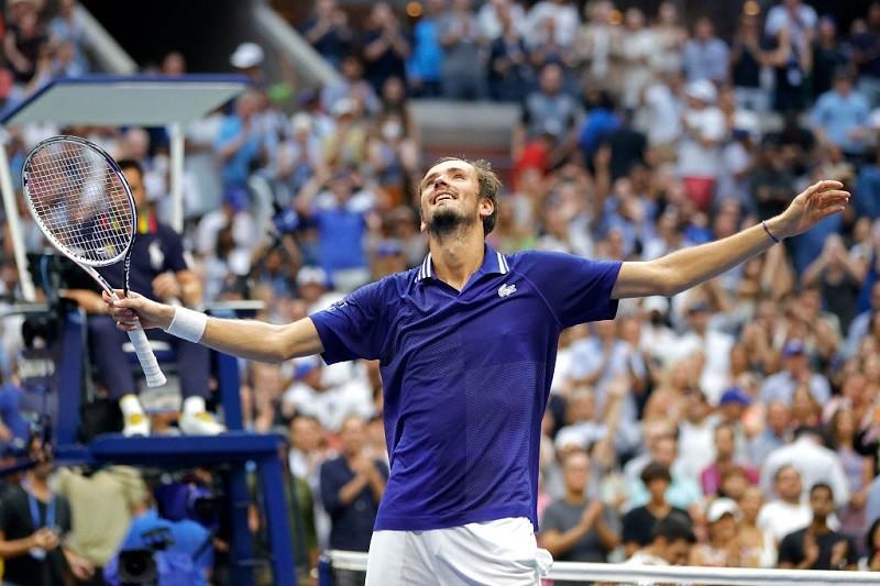US Open: Miedwiediew zdeklasował Djokovica w finale