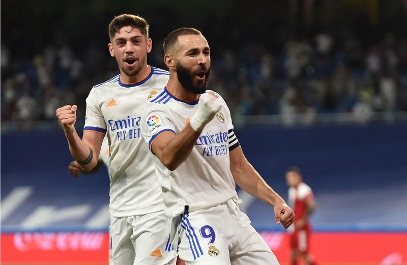 Zwycięski powrót Realu Madryt na Santiago Bernabeu