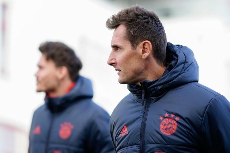 """Miroslav Klose wygrał z zakrzepicą. """"Zaczynam wszystko od nowa"""""""