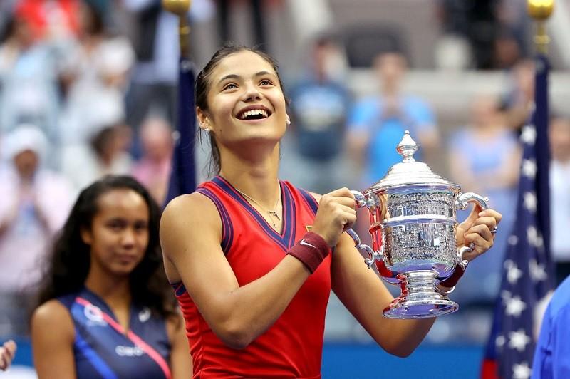 Ranking WTA: Olbrzymi awans Raducanu. W czołówce bez zmian