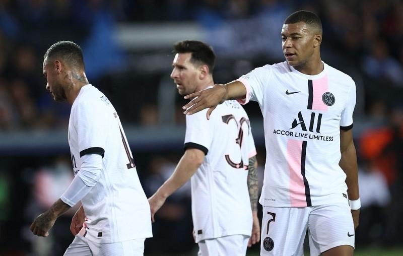 LM: Wstydliwy remis PSG. Wygrane drużyn z Anglii
