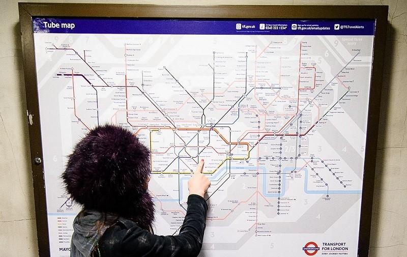 Która linia londyńskiego metra jest najlepsza?