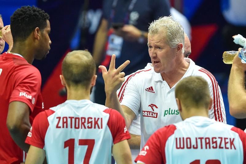 ME siatkarzy: Polska - Słowenia 1:3 w półfinale