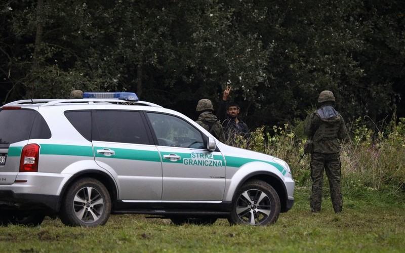 Media: Irakijczycy mieszkający w Niemczech sprowadzają rodaków przez Białoruś i Polskę