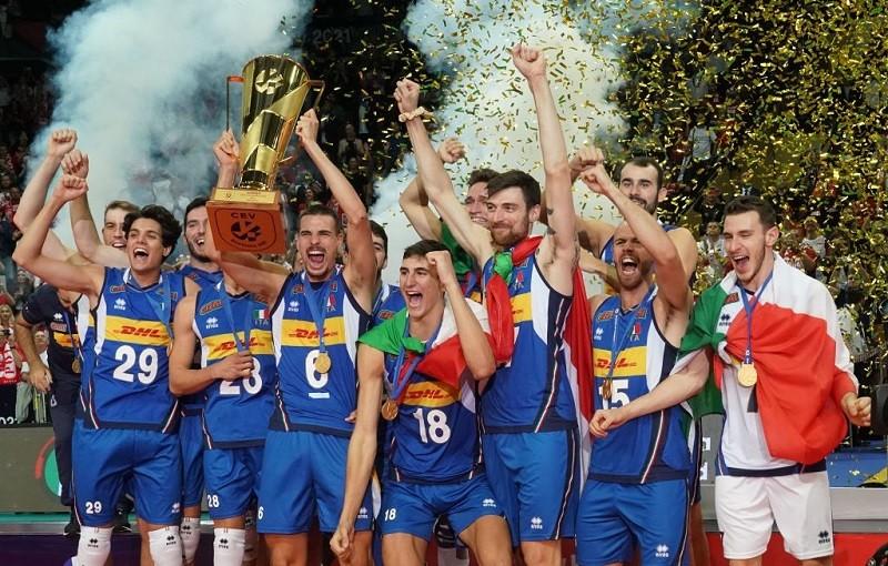 Włochy mistrzem Europy siatkarzy! Polacy wywalczyli brąz