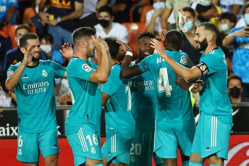 La Liga: Real w trzy minuty wygrał mecz z Valencią