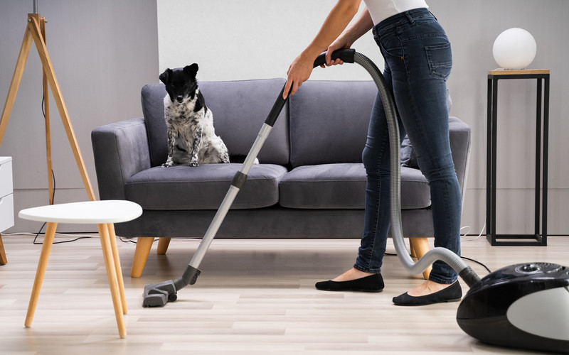 Women are still doing the majority of the housework