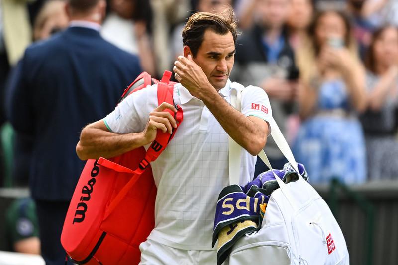 Roger Federer: The worst is behind me