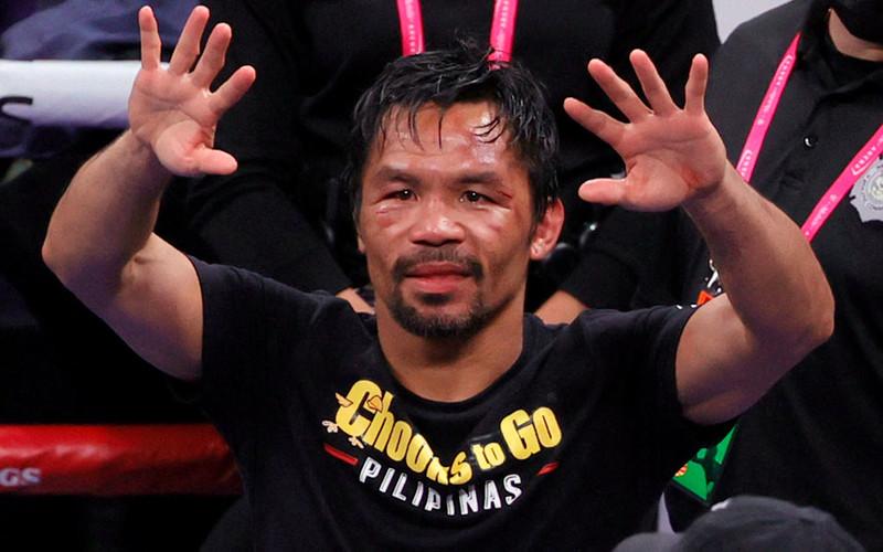 Manny Pacquiao kandydatem na prezydenta Filipin