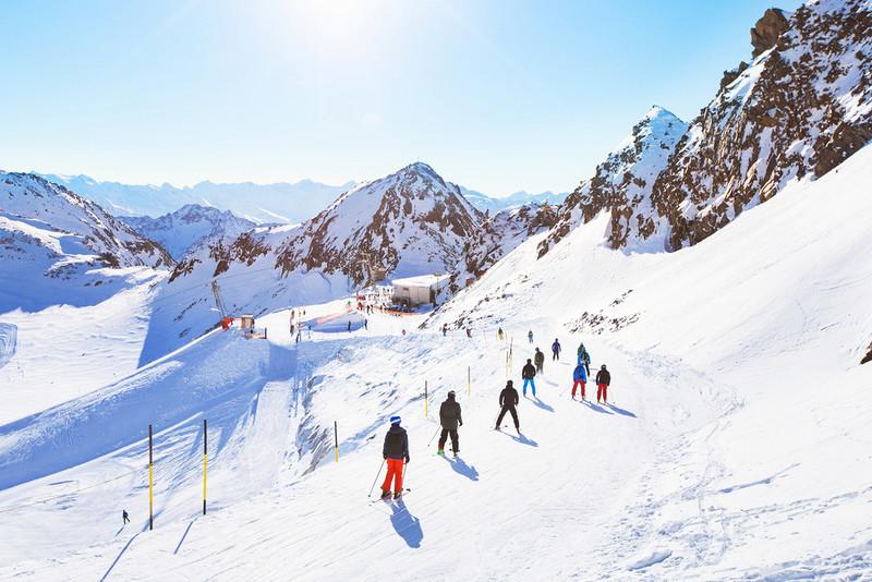 Sezon narciarski w Austrii: Będą utrudnienia dla niezaszczepionych