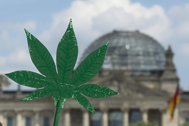 Niemcy: Policja ostrzega polityków przed legalizacją marihuany