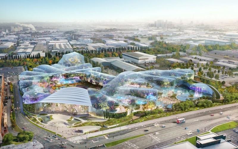 Manchester: Rusza budowa największego parku wodnego w UK