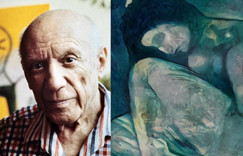 Londyn: Nieznane dzieło Picassa odkryto pod innym obrazem artysty