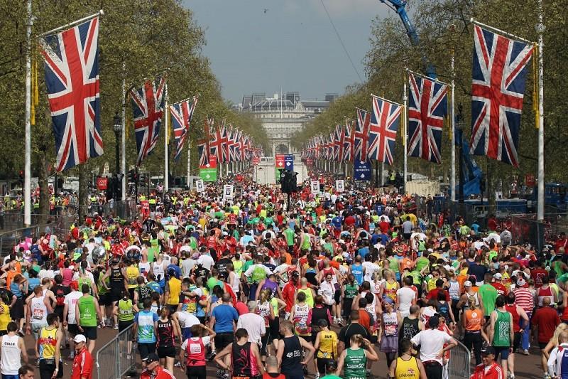 Para Polaków oskarżona o oszustwo na maratonie w Londynie