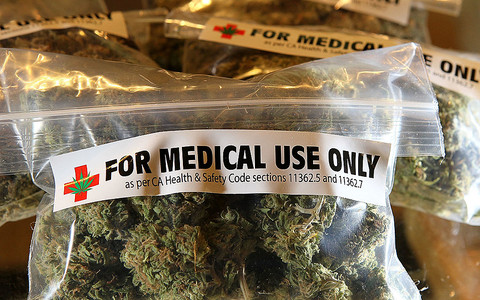 MPs call for medical cannabis to be made legal