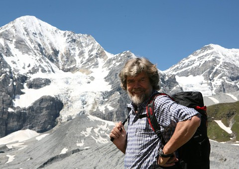 Reinhold Messner: Tourism has turned climbing into pure sport