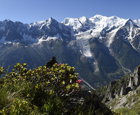 Polish priest-climber severely injured in an accident in the Mont Blanc massif