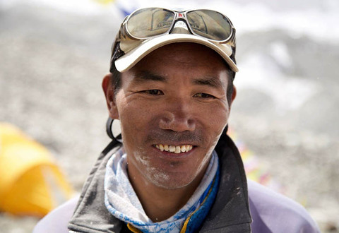Kami Rita Sherpa scales Mt Everest for record 22 times