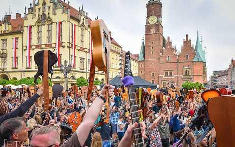 Gitarowy rekord Guinnessa