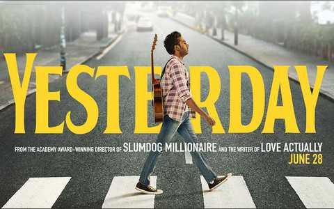 """""""Yesterday"""" - film o świecie bez Beatlesów..."""