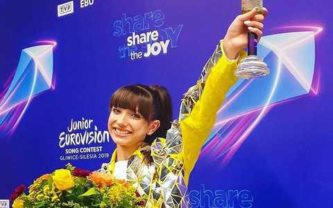 Polka Viki Gabor wygrała Konkurs Eurowizji Junior