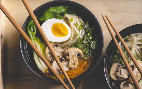 Ramen uznany za najpopularniejszą zupę świata