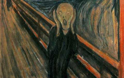 """Naukowcy wyjaśnili tajemnicę dziwnego napisu na obrazie """"Krzyk"""" Muncha"""