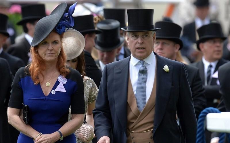 Książę Andrzej weźmie ponowny ślub z Sarą Ferguson?