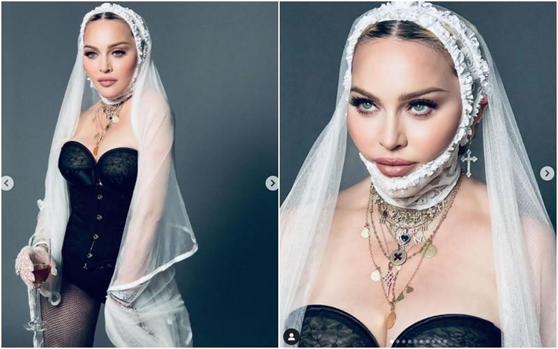 Eva Minge krytykuje...Madonnę!