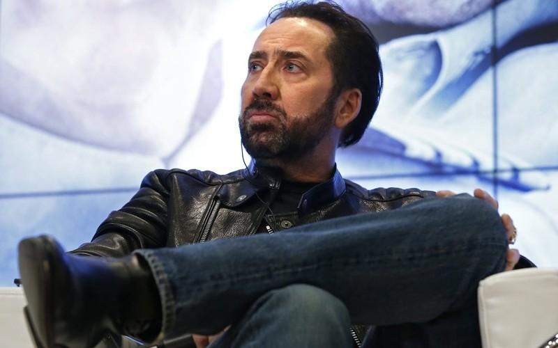 Nicolas Cage nie zamierza oglądać filmu o sobie ze swoim udziałem