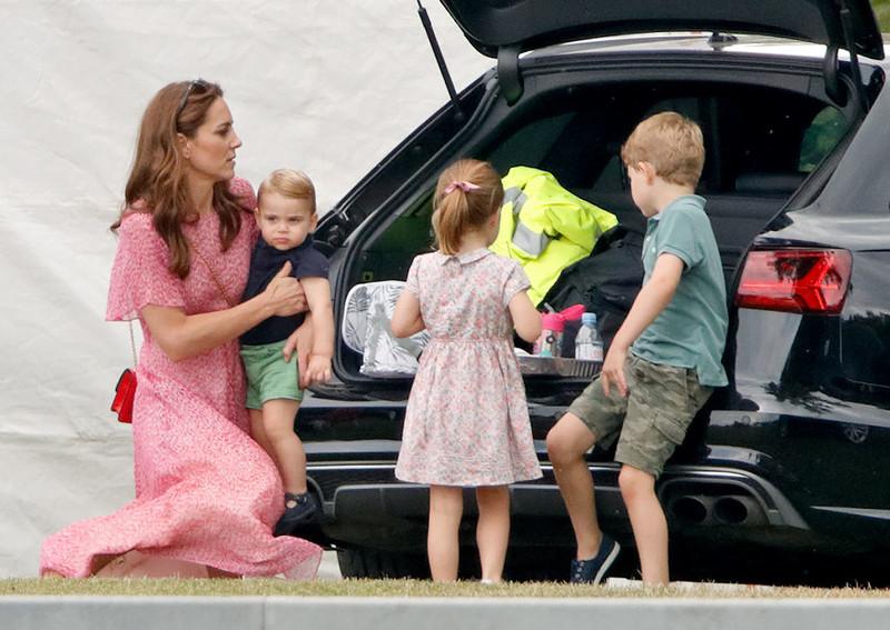 Księżna Kate zdradziła, jaką wspólną pasję mają jej dzieci
