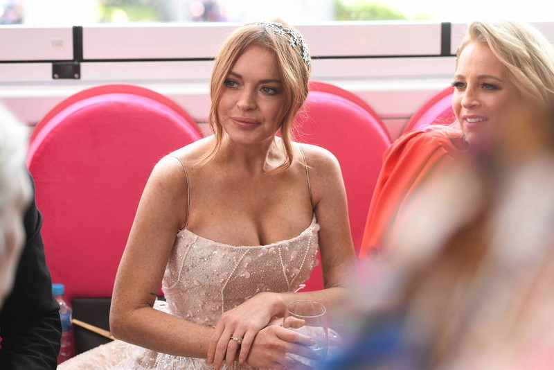 Lindsay Lohan powraca do gry...