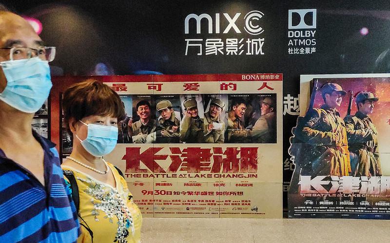 Chiński film zarobił 500 mln dolarów w 2 tygodnie