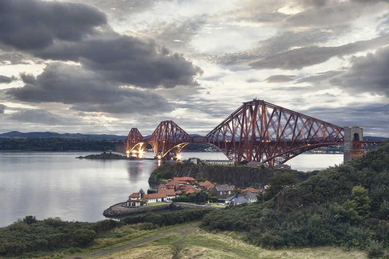 Szkocka wieża Eiffla, ale czy na pewno?