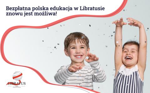 Bezpłatna polska szkoła online powraca! Co Libratus może zaoferować Twojemu dziecku?